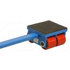 Transport rollers 8 ton double