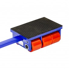 Transport rollers 12 ton double