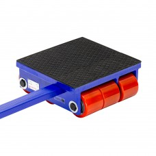 Transport rollers 18 ton double