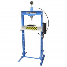 Shop press with footpedal 20 ton