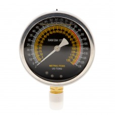 Manometer for shop press SP75HEL