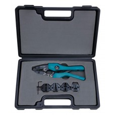 Crimping tool set 5 pieces