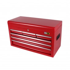 Tool chest 6 drawers RED