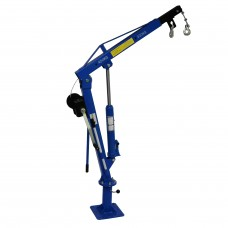 Pick up truck lift 450kg with hand winch
