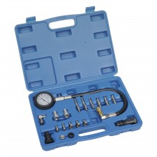 Truck compression tester kit diesel 20 pieces