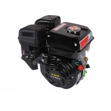 Gasoline engine hand start 6.5HP shaft size 19,05mm