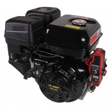 Gasoline engine E-start 15HP shaft size 25mm