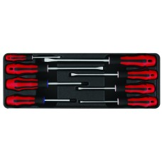 Screwdriver set 8 pieces professional