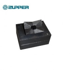 Punch die square 35 x 52mm