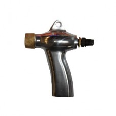 Sandblasting gun for big sandblasters