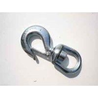 Swivel hooks with latch (4)