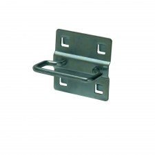 Tool hook double closed right-angled