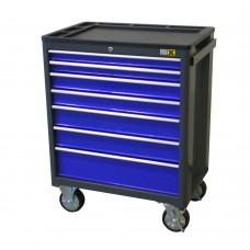 Tool chest 7 drawers blue