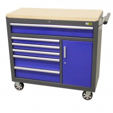 Tool trolley base cabinet