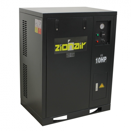 Silent air compressor 7,5Kw 12Bar