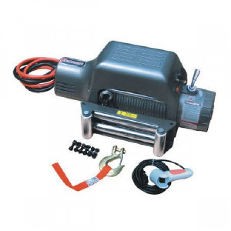 Electric winch 24V 9500lbs luxe