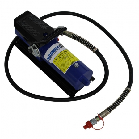 Hydraulic air pump
