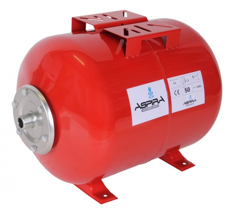 Cylindrical tank 24 liter