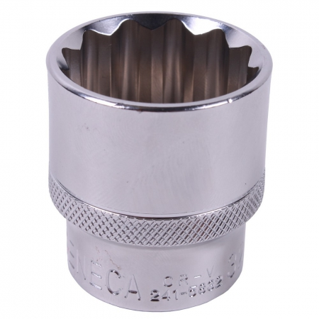 "Dop 12 kant 1/2"" 25mm"