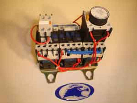 Star-Delta Reduced Voltage Starter