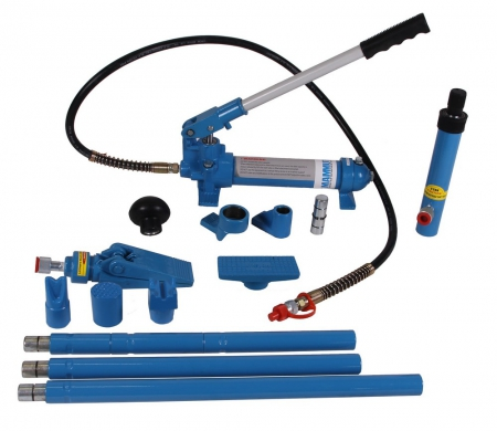 Body repair kit 4 ton hydraulic