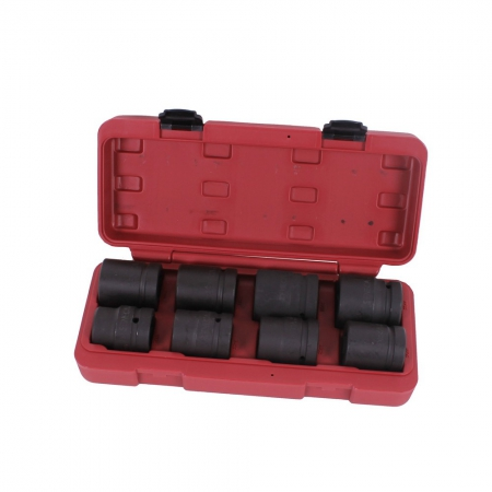 "Impact socket set 1"" 8 pieces professional"