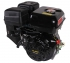 Benzinemotor hand start 15HP asmaat 25mm