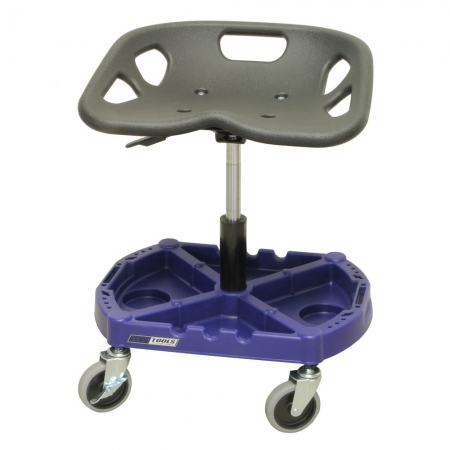 Adjustable tool stool