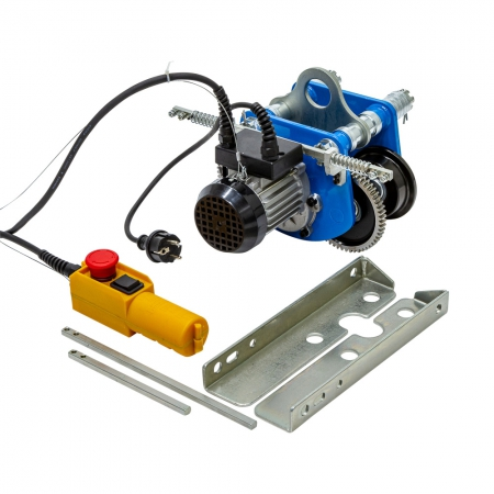 Electric trolley for hoists 1000kg
